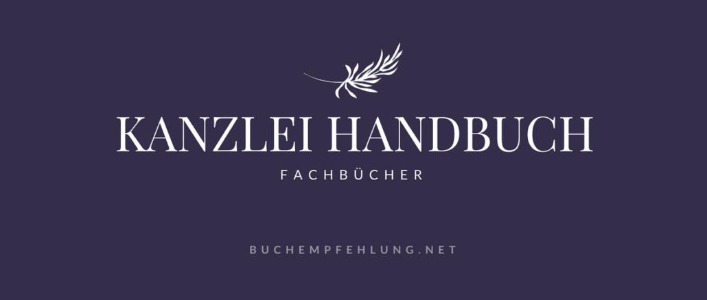 Kanzleien Handbuch